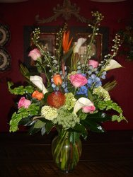 from Bunn Flowers & Gifts, local florist in Pittsburg, TX